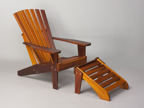 Cape Cod Chair and Ottoman